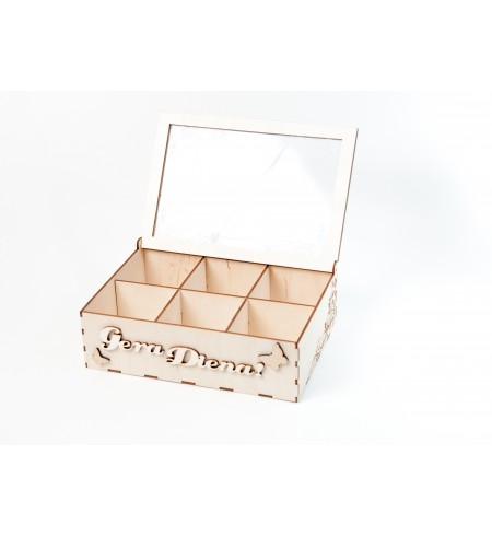 Arbatos dėžutė (6 skyrių)