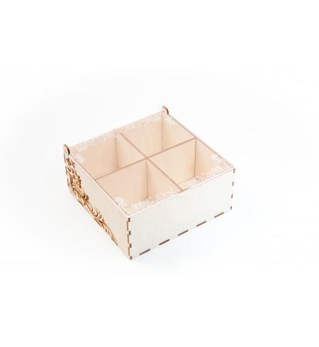 Arbatos dėžutė (4 skyrių)