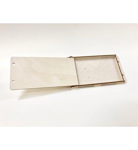 Medinis dovanų vokelis - 1 litas