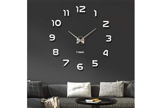 Sienos 3D laikrodis