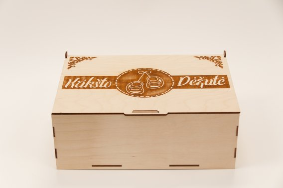 Krikšto dėžutė