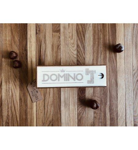 """Medinis žaidimas """"Domino"""""""