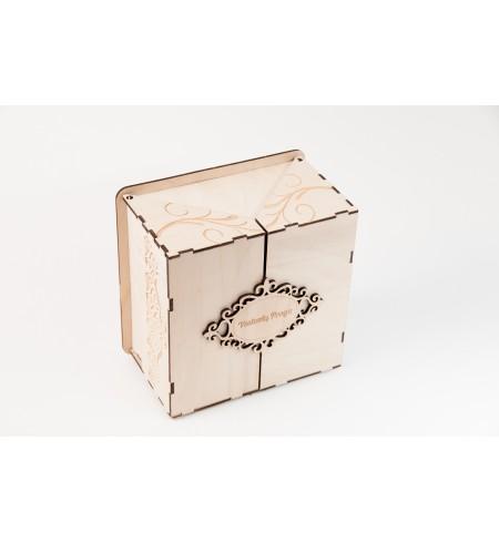 "Dėžutė ""Vestuvių proga"""