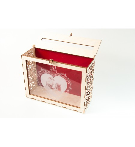 Dėžutė vokams (su foto)